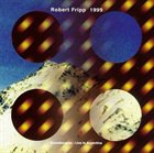 ROBERT FRIPP 1999 Soundscapes Live In Argentina album cover