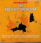 ROD LEVITT Insight album cover