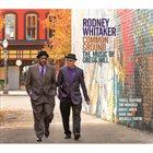 RODNEY WHITAKER Common Ground : The Music of Gregg Hill album cover