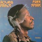 ROLAND PRINCE Free Spirit album cover