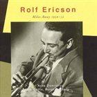 ROLF ERICSON Miles Away 1950-52 album cover