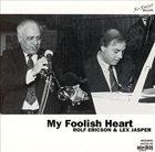 ROLF ERICSON My Foolish Heart album cover