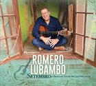 ROMERO LUBAMBO Setembro album cover