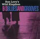 RON LEVY B-3 Blues And Grooves album cover
