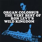RON LEVY 'Organ Colossus' The Very Best of album cover