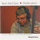 RON MCCLURE Dedication album cover
