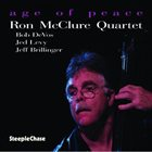 RON MCCLURE Ron McClure Quartet : Age Of Peace album cover