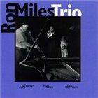 RON MILES Ron Miles Trio album cover