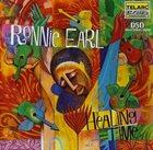 RONNIE EARL Healing Time album cover