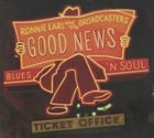 RONNIE EARL Ronnie Earl And The Broadcasters : Good News album cover