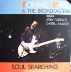RONNIE EARL Ronnie Earl & The Broadcasters : Soul Searching album cover