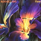 RONNIE LAWS Flame album cover