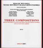 ROSCOE MITCHELL Three Compositions album cover