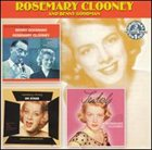 ROSEMARY CLOONEY Date With the King / On Stage / Tenderly album cover
