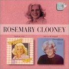 ROSEMARY CLOONEY Look My Way / Nice to Be Around album cover