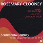 ROSEMARY CLOONEY Sentimental Journey album cover