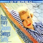 ROSEMARY CLOONEY Swings Softly album cover