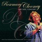 ROSEMARY CLOONEY The Last Concert album cover