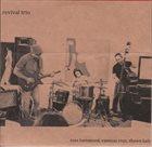 ROSS HAMMOND Revival Trio album cover
