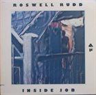 ROSWELL RUDD Inside Job album cover