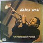 ROY ELDRIDGE Dale's Wail album cover