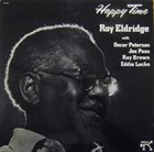 ROY ELDRIDGE Happy Time album cover