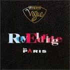ROY ELDRIDGE In Paris album cover