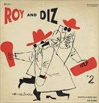 ROY ELDRIDGE Roy Eldridge And Dizzy Gillespie : Roy And Diz #2 album cover