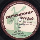 ROY ELDRIDGE Roy Eldridge & His Band  (aka Roy Eldridge In Sweden) album cover