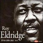 ROY ELDRIDGE Roy Eldridge and His Little Jazz, Volume 2 album cover