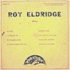 ROY ELDRIDGE Roy Eldridge Plays album cover