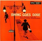 ROY ELDRIDGE Swing Goes Dixie album cover