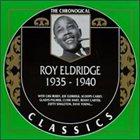 ROY ELDRIDGE The Chronological Classics: Roy Eldridge 1935-1940 album cover