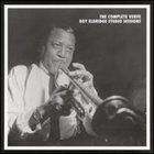 ROY ELDRIDGE The Complete Verve Roy Eldridge Studio Sessions album cover