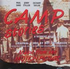 ROY NATHANSON Camp Stories - Music From The Motion Picture album cover