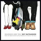 ROY NATHANSON The Nearness of you album cover