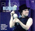RUBÉN BLADES Cali Concert album cover