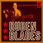 RUBÉN BLADES Salsa Caliente De Nu York album cover
