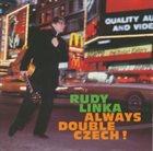 RUDY LINKA Always Double Czech album cover