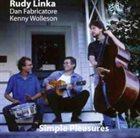 RUDY LINKA Simple Pleasures album cover