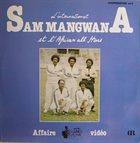 SAM MANGWANA Affaire Video album cover