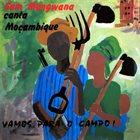 SAM MANGWANA Canta Mocambique album cover