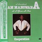 SAM MANGWANA Cooperation album cover