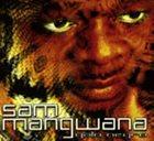 SAM MANGWANA Galo Negro album cover