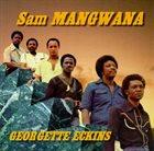 SAM MANGWANA Georgette Eckins album cover