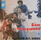 SAM MANGWANA Kumba album cover