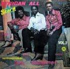SAM MANGWANA Vol. 1 album cover