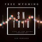 SAM NEWSOME SN Trio : Free Wyoming album cover