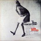 SAM RIVERS A New Conception album cover