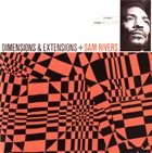 SAM RIVERS Dimensions and Extensions album cover